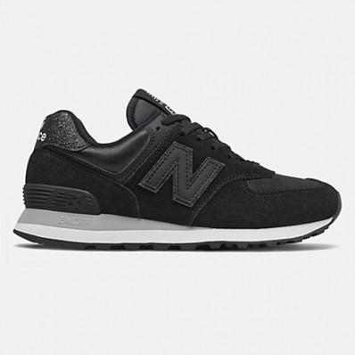 574 new balance uomo nero