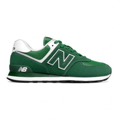 574 new balance uomo verde