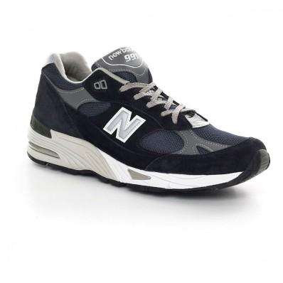 991 new balance uomo blu