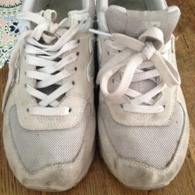 come lavare le scarpe new balance