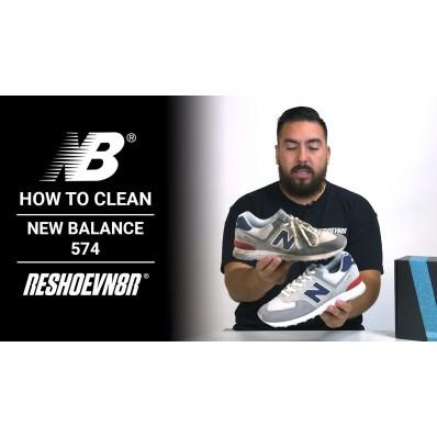 come pulire scarpe new balance