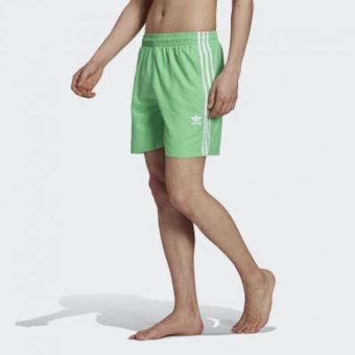 costume adidas uomo verde