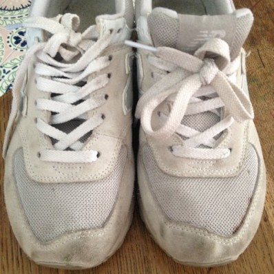 lavare scarpe new balance