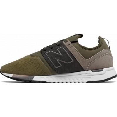 new balance 247 luxe verde