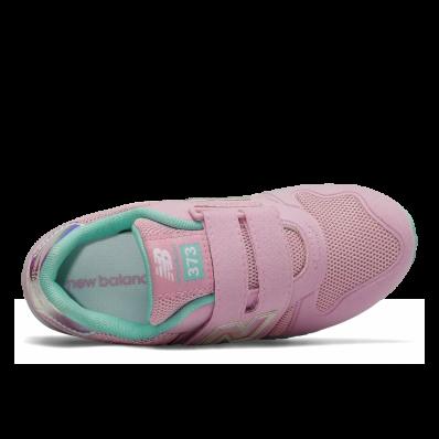 new balance 373 verde rosa