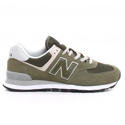 new balance 574 verde militare