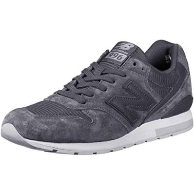 new balance 996 uomo grigio