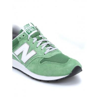 new balance 996 uomo verde