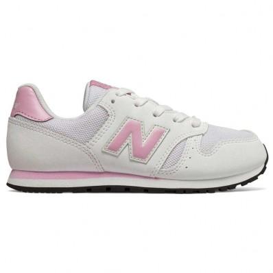 new balance bianche e rosa