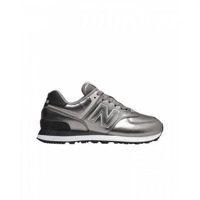 new balance nere e argento