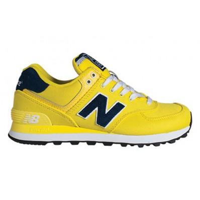 new balance nere e gialle