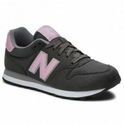 new balance nere e rosa