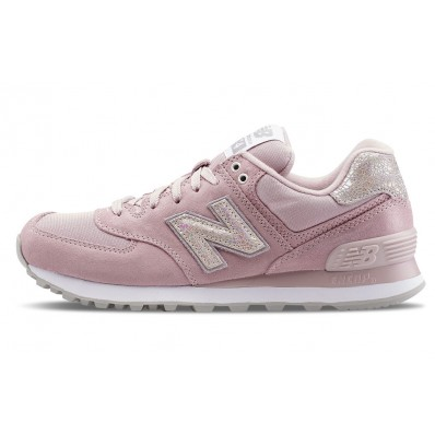 new balance rosa