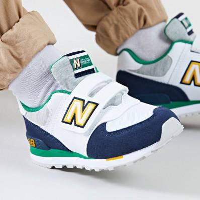 new balance scarpe bambini