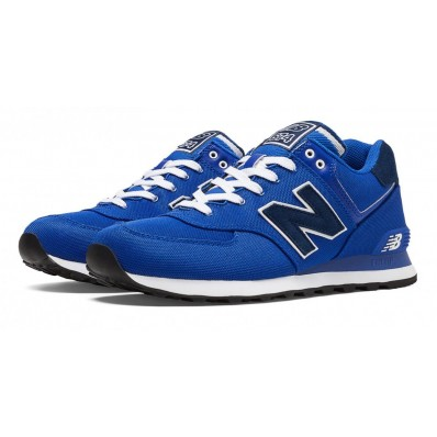 new balance uomo 574 blu