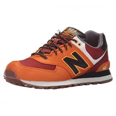 new balance uomo arancioni