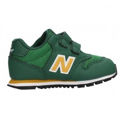 new balance verde niño