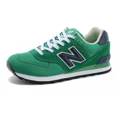 new balance verdi bianche