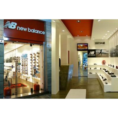 punti vendita scarpe new balance roma