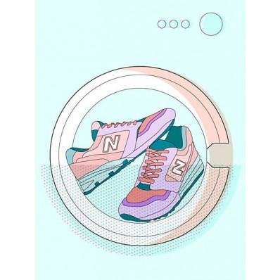 scarpe new balance come lavarle