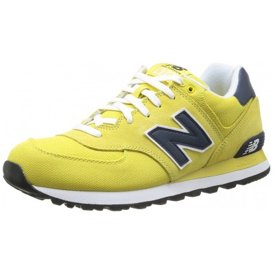 scarpe new balance gialle