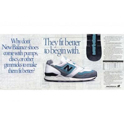scarpe new balance storia
