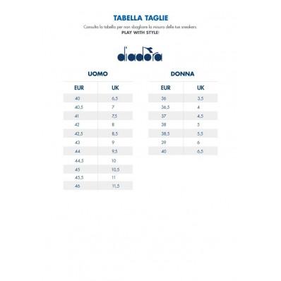 tabella numeri scarpe new balance