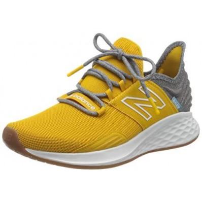 zapatillas new balance verdes y amarillas