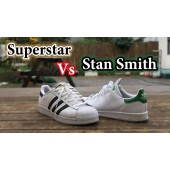 adidas superstar stan smith bianche