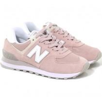 new balance grigio e rosa